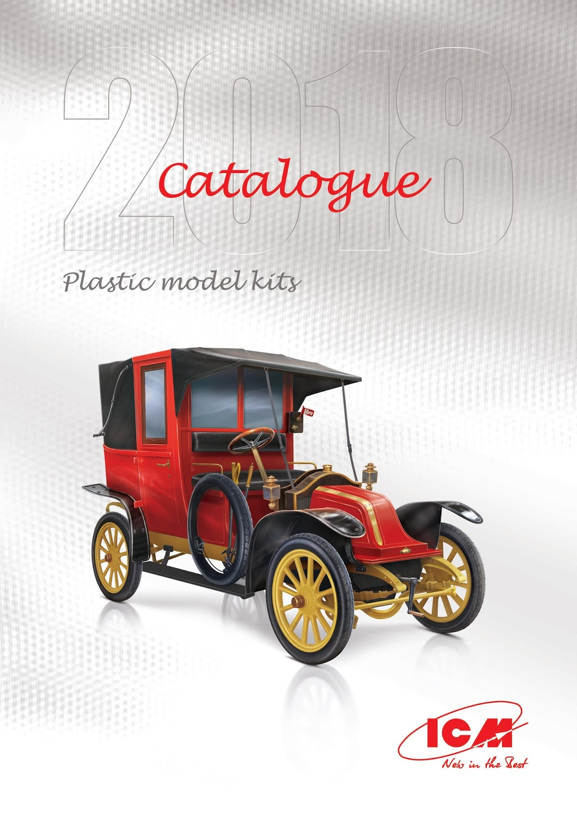 The Modelling News: ICM Models Catalogue & new items of 2018