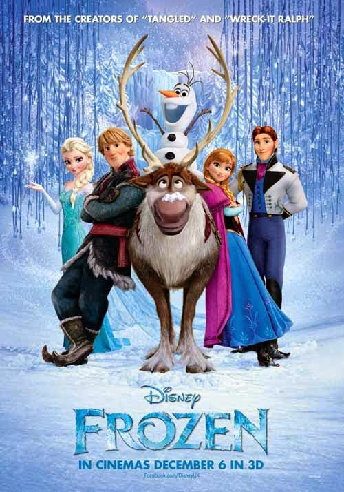 Frozen (2013) BluRay 720p BRRip