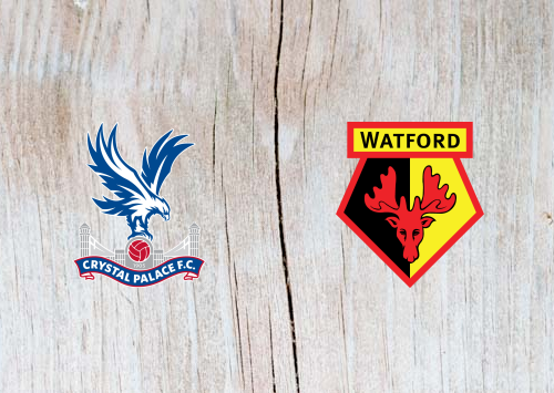 Crystal Palace vs Watford - Highlights 12 January 2019