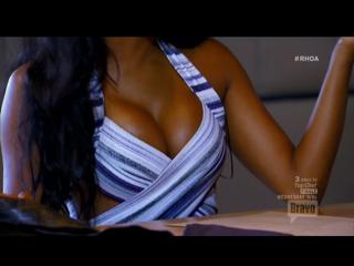 porsha stewart williams breast boob implants job