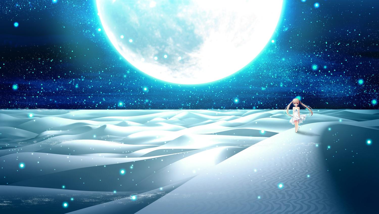 Anime Sky Scenery