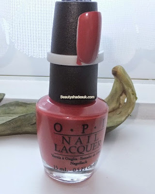 OPI Schnapps out of it!