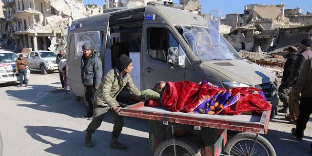 Terungkap, Ini alasan media Barat dan Media Wahabi terus bikin berita bohong soal Aleppo