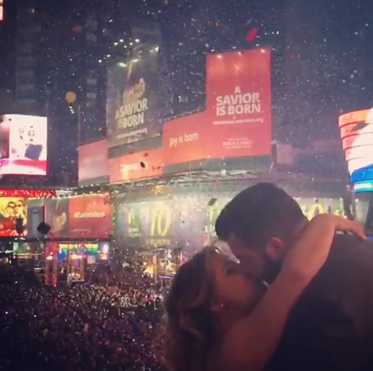 First Couple Get Married In New York Times Square On New