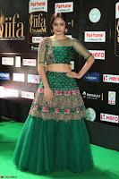 Nandita Swetha in a tight Green Choli Ghagra at IIFA Utsavam Awards March 2017 ~ 083.JPG