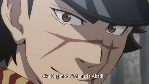 Golden Kamuy Episode 3 Subtitle Indonesia
