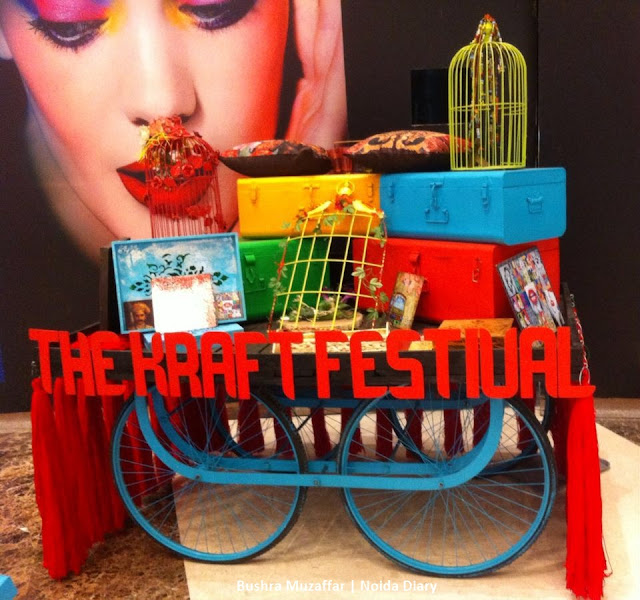 Noida Diary: The Kraft Festival at DLF Mall of India