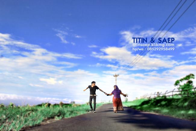 Prewedding TITIEN & SAEP 2 - titinsaep.klikmg.com | Foto oleh Klikmg Fotografer Prewedding