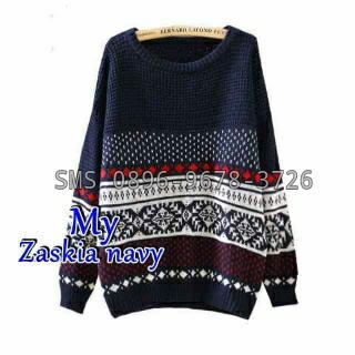 sweater rajut wanita online
