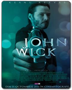 John Wick Torrent (2014) – BluRay 720p | 1080p Dublado 5.1 Download