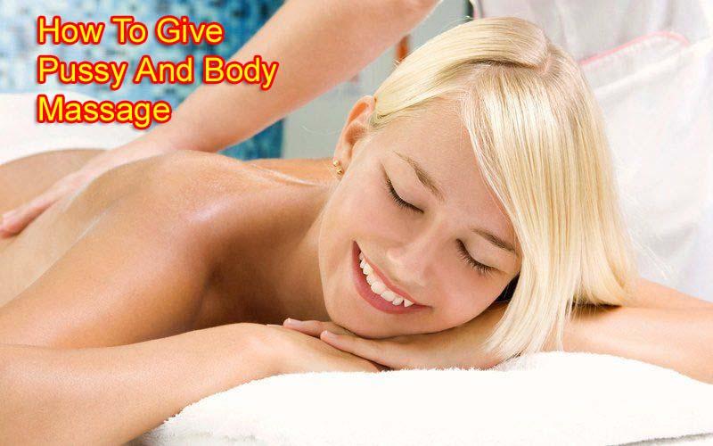 real yoni massage