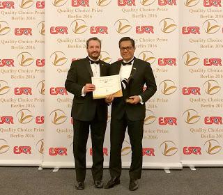 PRASARANA Honoured With Prestigious ESQR International Award #RapidKL