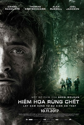 Xem Phim Hiểm Họa Rừng Chết - Jungle