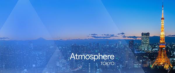 google cloud japan 公式ブログ google atmosphere tokyo 2016