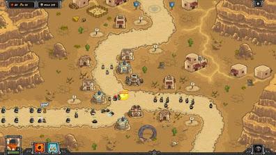 تحميل لعبة Kingdom Rush Frontiers للكمبيوتر