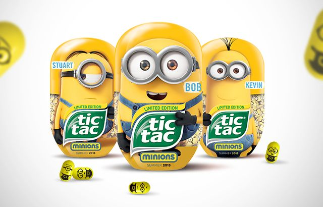 here s where to find new minion tic tacs brand