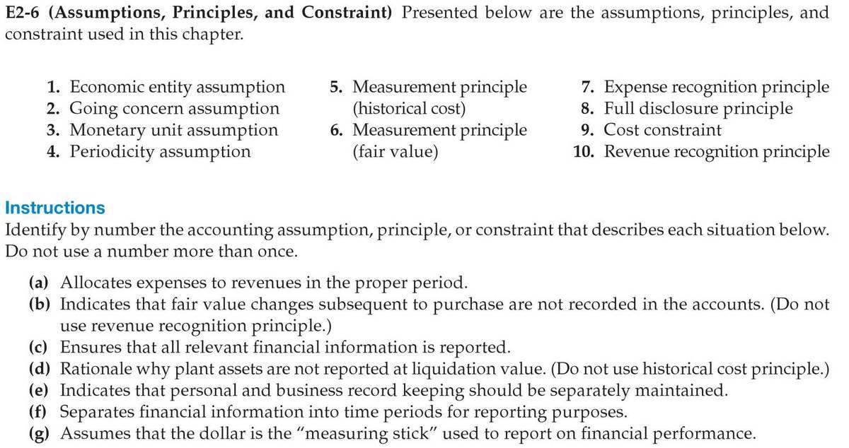 Intermediate Accounting Solution E2 6