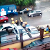 LASTMA Officials, Lagos Residents In Free-For-All Fight
