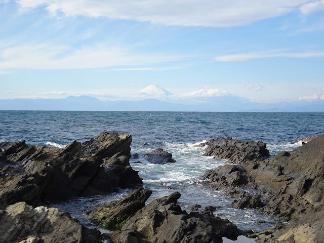 Mount Fuji Jogashima