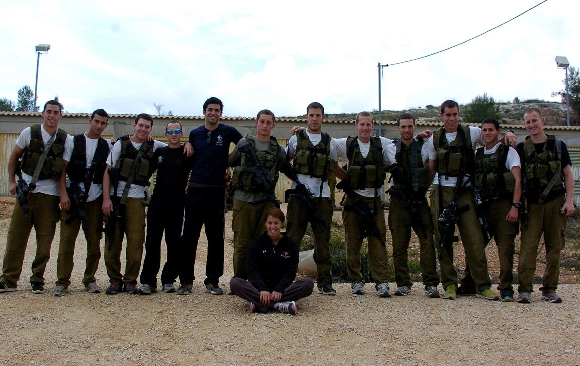 Women Soldiers in The Israeli Defence Forces (IDF ...