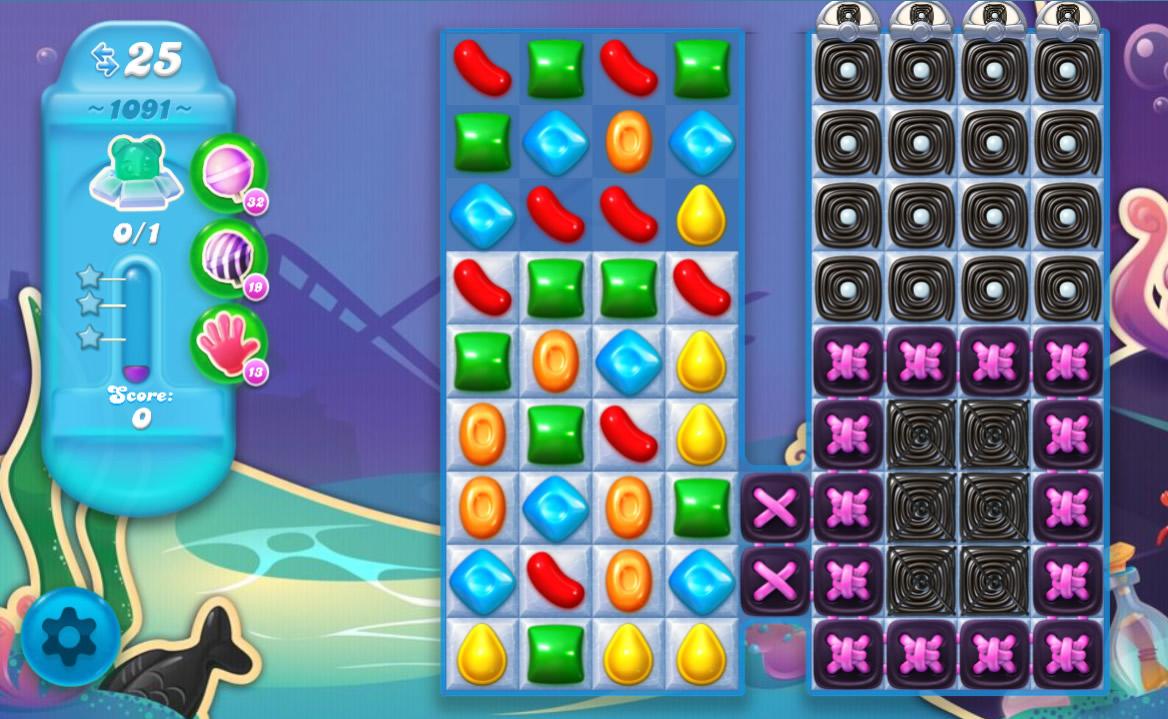 Candy Crush Soda Saga 1091