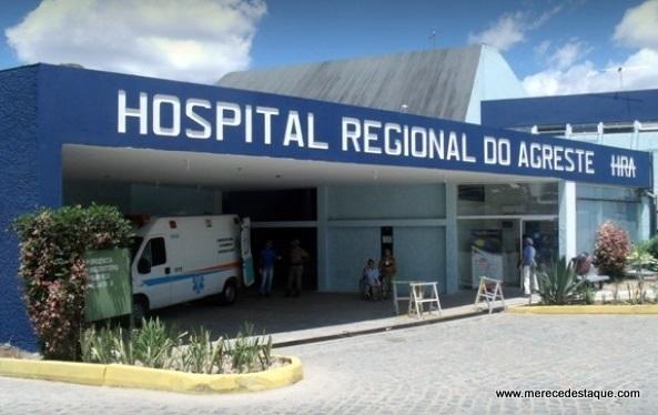 Corpo de idosa é enterrado por outra família após ser trocado no Hospital Regional do Agreste em Caruaru
