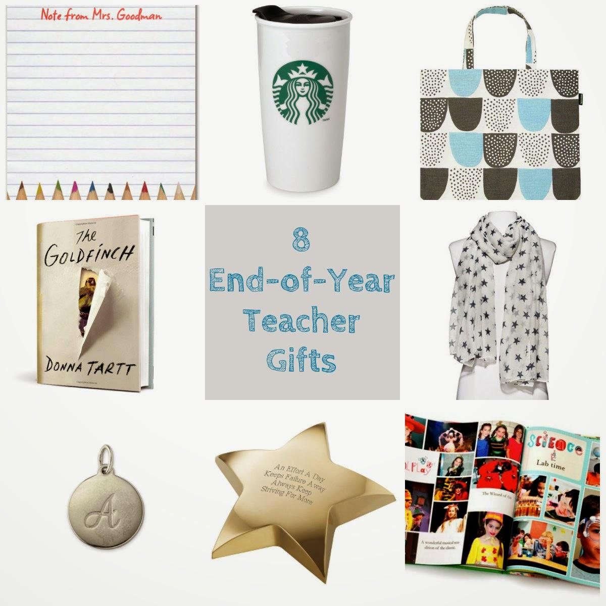 Mommy Maestra 8 End Of Year Teacher Gift Ideas