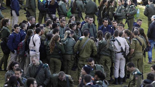 Ejército israelí investiga falta de coraje de sus soldados