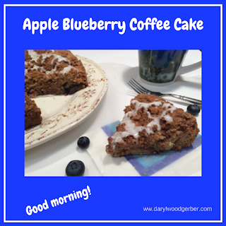 Mystery Lovers' Kitchen: Apple Blueberry Coffee Cake + book #giveaway ...