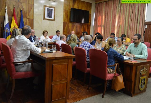 El Cabildo pide implantar estudios de FP de Cocina y Gastronomía en Puntagorda