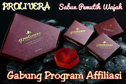 Program Affiliasi Sabun Prolivera