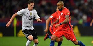Chile vs Alemania en final Copa Confederaciones Rusia 2017