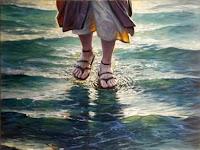 KISAH–Kiai yang Belajar Jalan di atas Air
