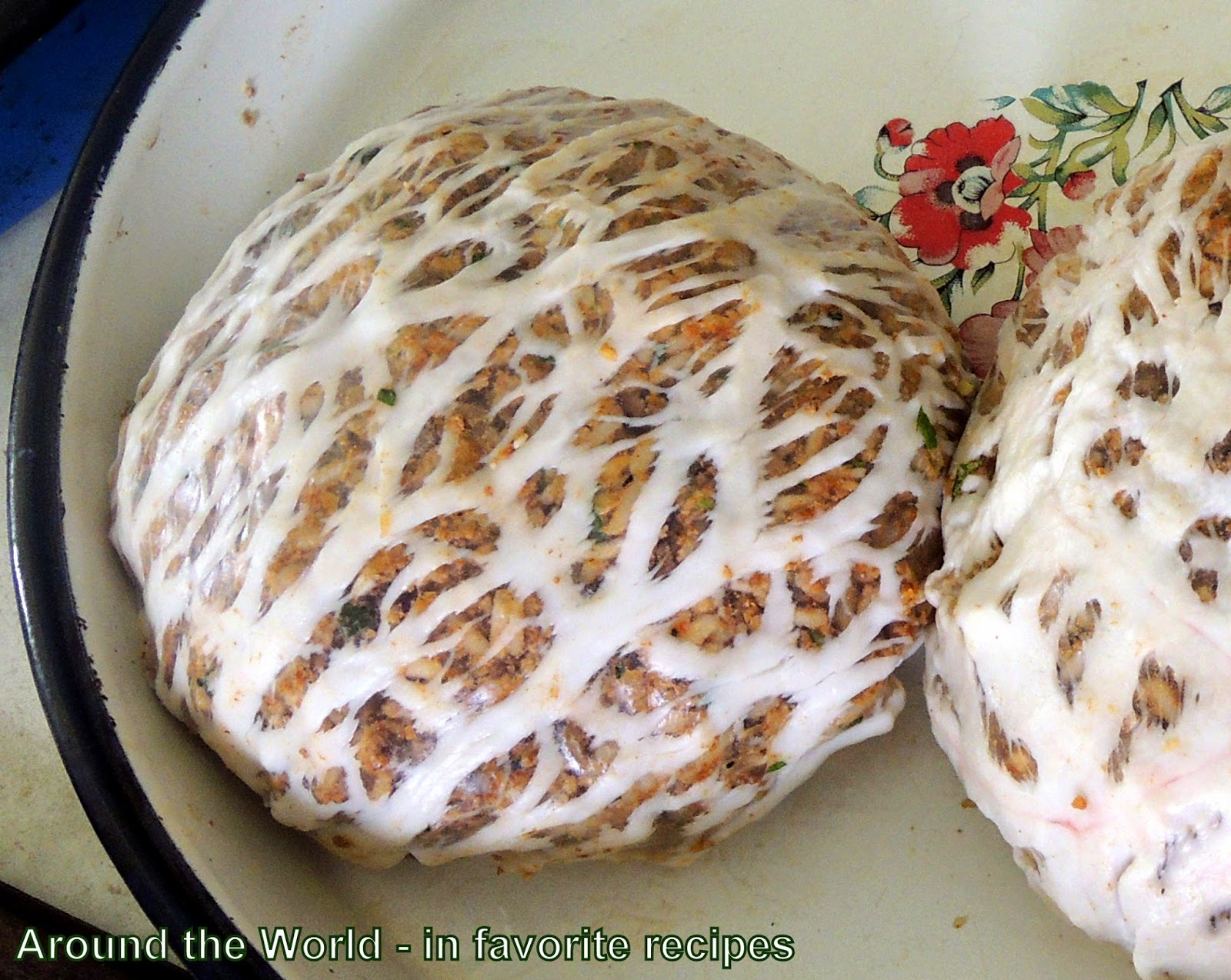 Ethnic (Bosnian) Offal Recipe (Bumbar / ?irden)