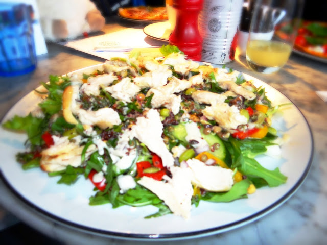 Pizza Express Leggera Superfood Salad