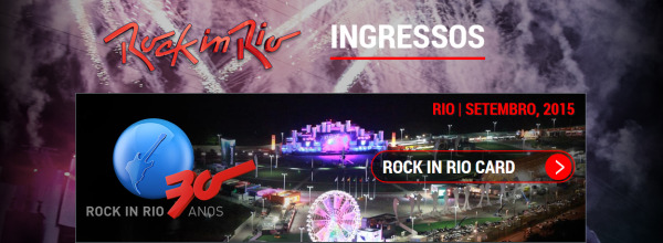 Shows Rock in Rio 2015