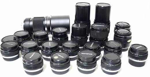 Zuiko OM System Lenses
