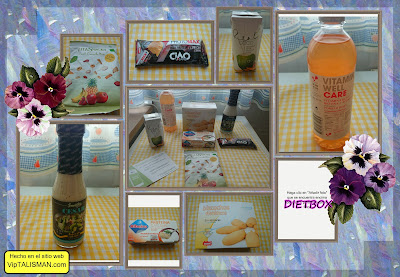 Dietbox cajas mensuales saludables