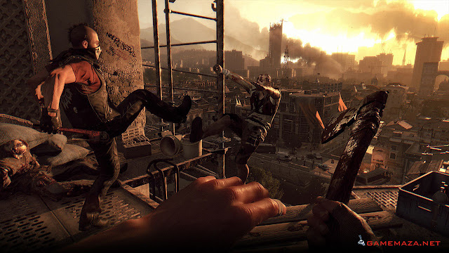 Dying Light The Following Gameplay Screenshot 2
