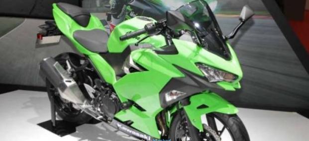 AGEN BOLA - Kawasaki Akan Segera Luncurkan Ninja 125cc