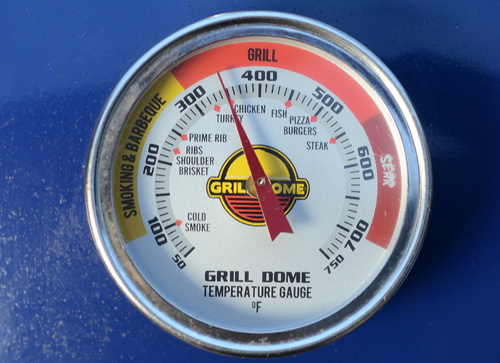 Grill Dome kamado grills