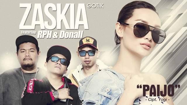 Zaskia Gotik ft RPH - Paijo