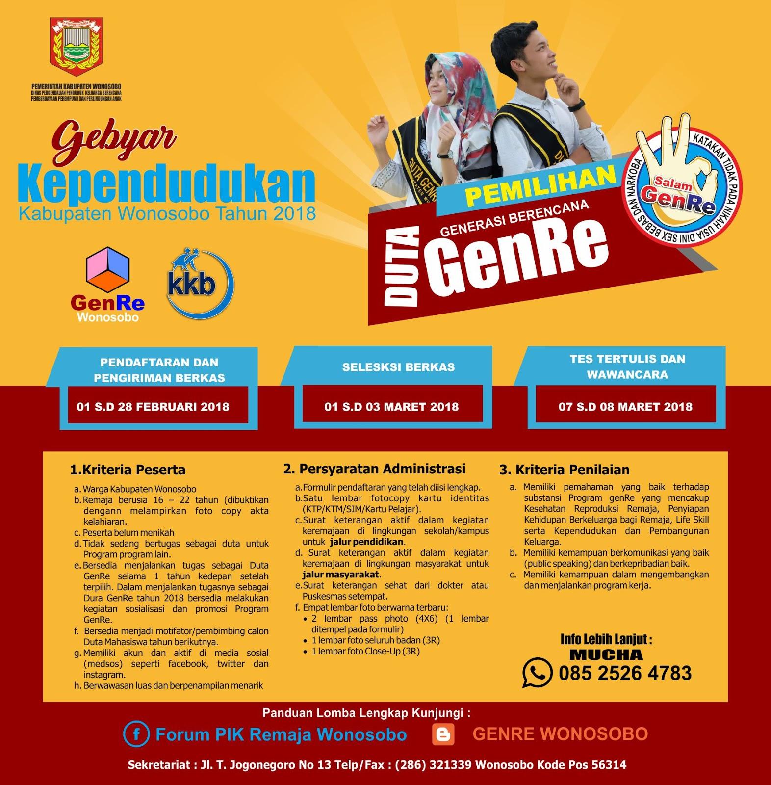 https://berita.satumenitnews.com/2018/02/pemilihan-duta-genre-kabupaten-wonosobo.html