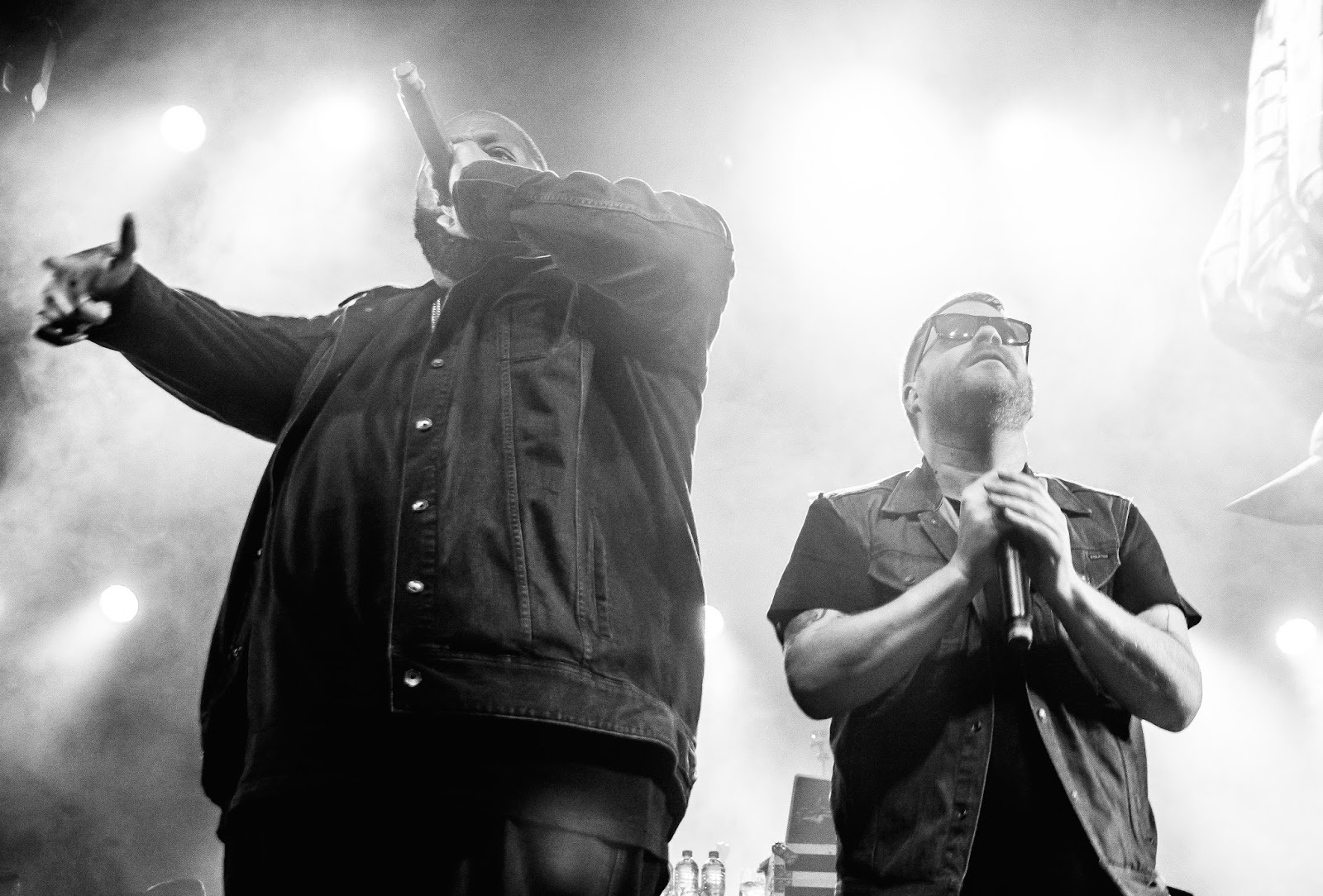 Gig Review: Run The Jewels | Festival Hall | Melbourne | 4 1