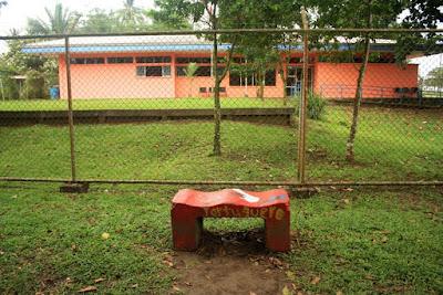 Escuela de secundaria de Tortuguero