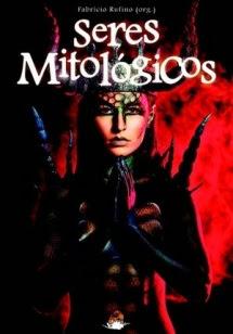 Capa do livro Seres Mitológicos, Editora Buriti