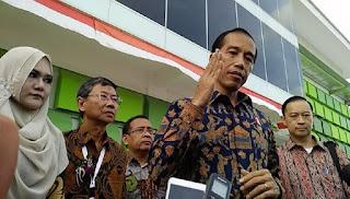 Pak Jokowi Akan Turun Tangan Menjadi Penengah Hak Angket KPK