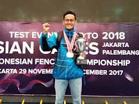 Mahasiswa STAIN Bengkalis Ikut Perkuat Tim Indonesia di Asian Games 2018