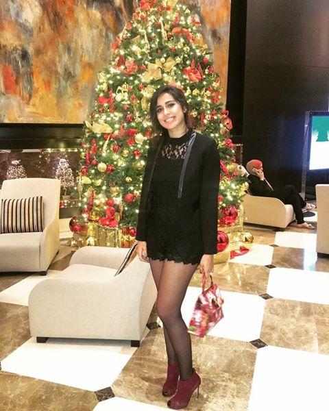 غوى ابراهيم (Ghiwa Ibrahim)  ، تتميز بالجرأة والإثارة فى حياتها وملابسها، وهى تعمل  مذيعة قناة العربية.