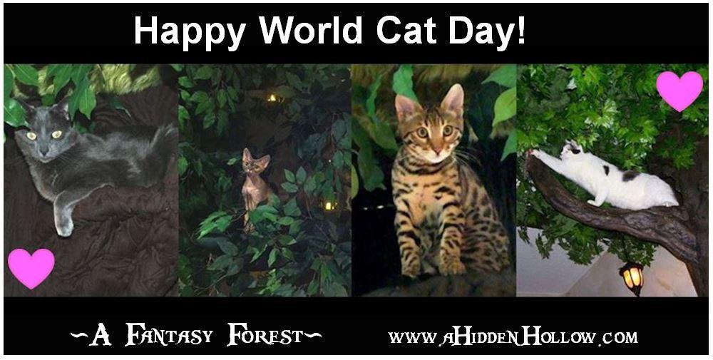 Fantasy Cat Trees